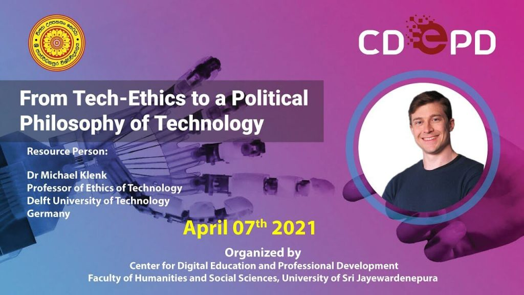 From Tech Ethics to A Political Philosophy of Technology