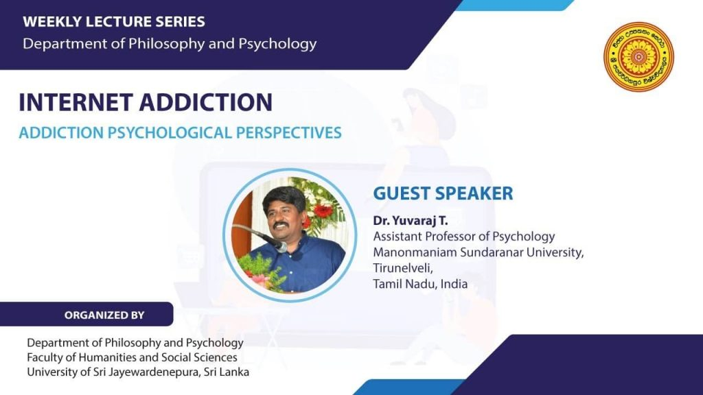 Internet Addiction: Addiction Psychological Perspectives